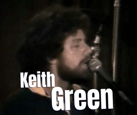 Create in me a clean heart by Keith Green
