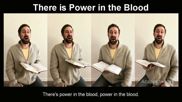 There is power in the blood free mp3 download lyrics