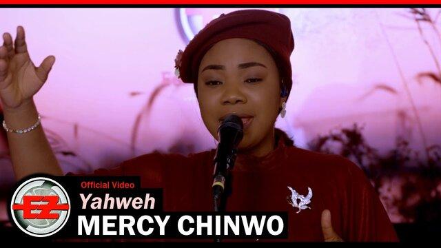 Download Mercy Chinwo Yahweh mp3 Lyrics video